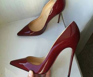 beautiful, christian, and louboutin image