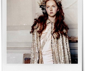 adore, Lily Cole, and tiara image