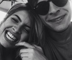 boyfriend, girlfriend, and hippie image
