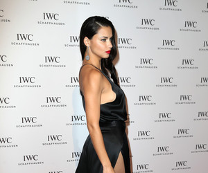model, Adriana Lima, and fashion image