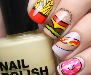 donut and nails image