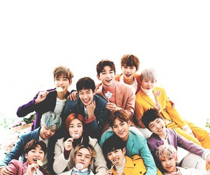 Seventeen, kpop, and hoshi image