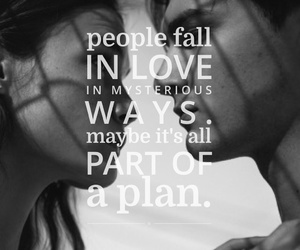 black and white, couples, and font image