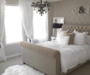bedroom, decor, and design image