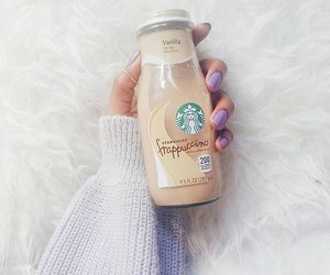starbucks, coffee, and cozy image