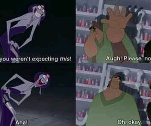 disney, funny, and movie image