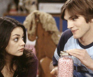 my favs, jackie and kelso, and 😍 image