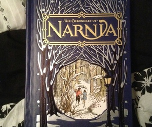 narnia and books image