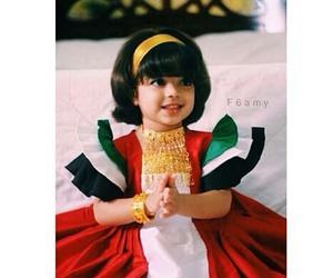 arab, arabian, and baby girl image