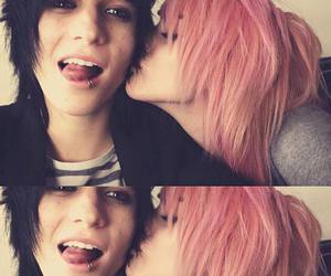 alex dorame and johnnie guilbert image