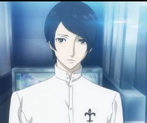 persona 5 and yusuke kitagawa image