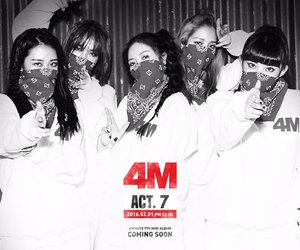 4minute, kpop, and sohyun image