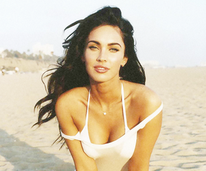 gorgeous and megan fox image