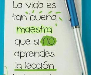 vida and leccion image