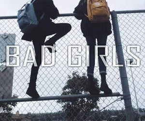 bad girls, color, and fun image