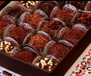 brigadeiro, chocolate, and chocolatr image