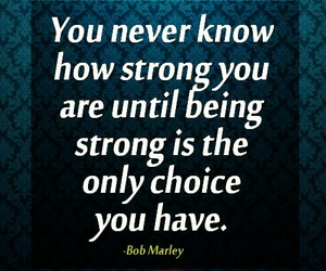 bob marley, quote, and quotes image
