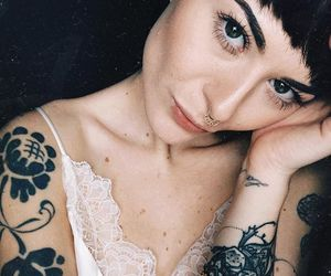 cute girl, alternative, and fashion image