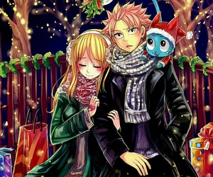 fairy tail, nalu, and happy image