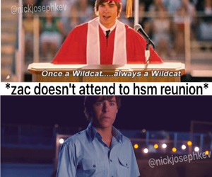 high school musical, troy bolton, and HSM image