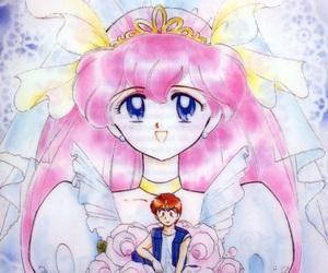 angel, anime girl, and manga image