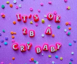 cry baby, melanie martinez, and aesthetic image