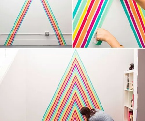 diy, colors, and room image