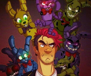 markiplier and five nights at freddy's image