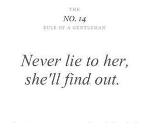 lies, quote, and rules image