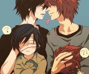 bl, ichinose tokiya, and couple image