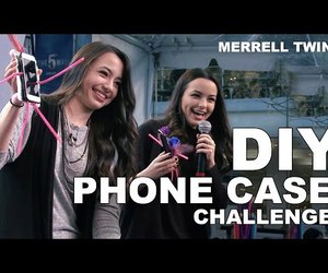challenge, video, and merrell twins image