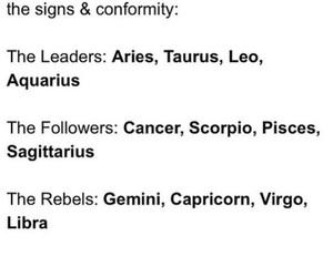 aquarius, horoscope, and Libra image