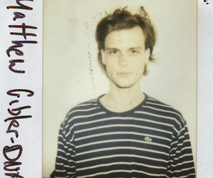 matthew gray gubler, criminal minds, and boy image