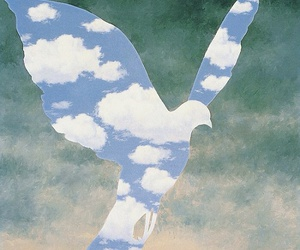 rene magritte and art image