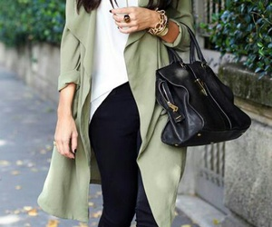 bag, outfit, and sweet image