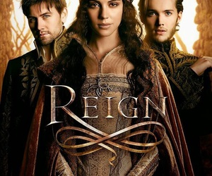 reign, mary, and francis image