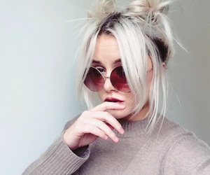 fashion, hair, and goals image