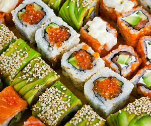 food, delicious, and japan image