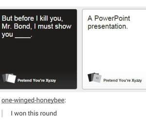 funny, James Bond, and lol image