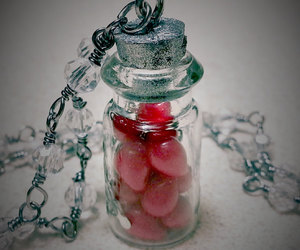 etsy, blood vial, and vampire blood image