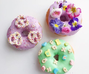 baker, food, and pink image