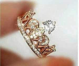 ring, crown, and jewellery image