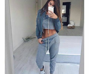 girl, style, and outfit image