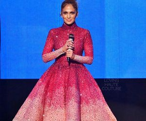 fashion, Jennifer Lopez, and dress image