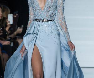 dress, Zuhair Murad, and fashion image