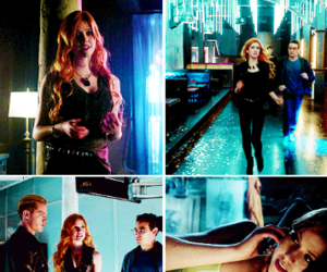 costumes, clary fray, and season 1 image