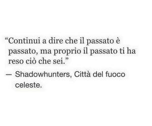 italiano, shadowhunters, and tmi image