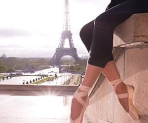 ballerina, lovely, and music image