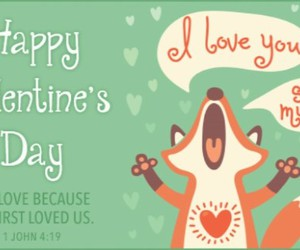 valentine, valentine cards, and love image