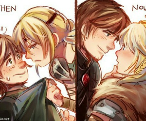 hiccup e astrid image